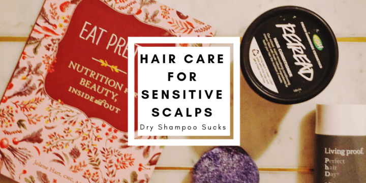 Best Hair Care for Sensitive Scalps