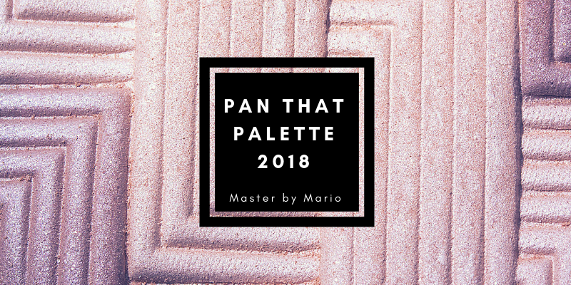 Pan That Palette 2018: Anastasia Beverly Hills Master Palette by Mario