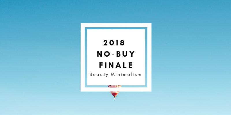 2018 No-Buy Finale