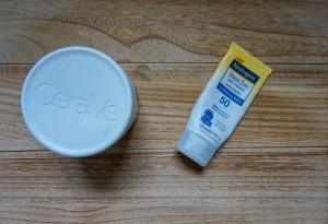 Skin Care Empties: Moisturizer & Sunscreen