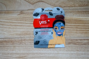 Say Yes to Clear Skin Mask Empty