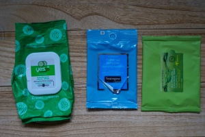 Empties: Makeup Removers & Facial Towelettes