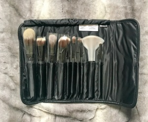 Sephora Collection Ready to Roll 10 Piece Brush Set