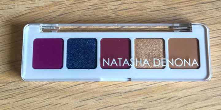 Natasha Denona Mini Lila Eyeshadow Palette First Impression, Swatches, and Demo