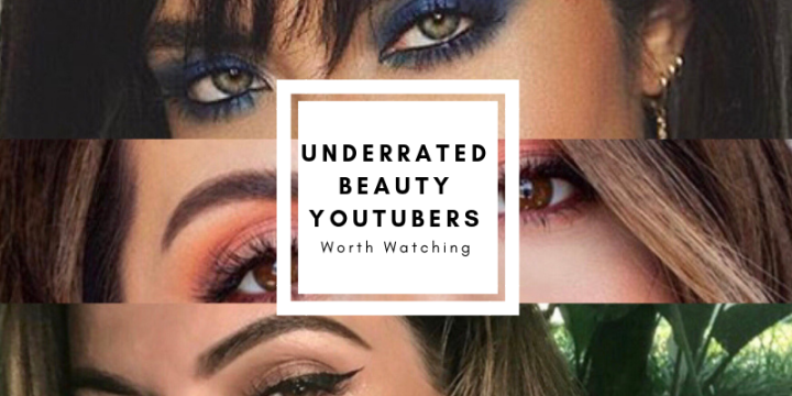underrated beauty youtubers worth watching