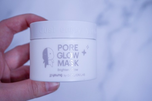 JJ Young Pore Glow Mask