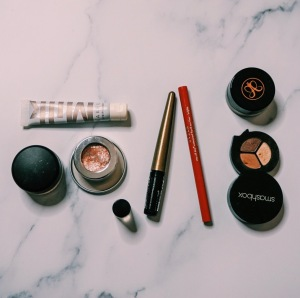 End of Year Beauty Declutter - Eyes