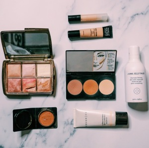 2018 End of Year Declutter - Face Products