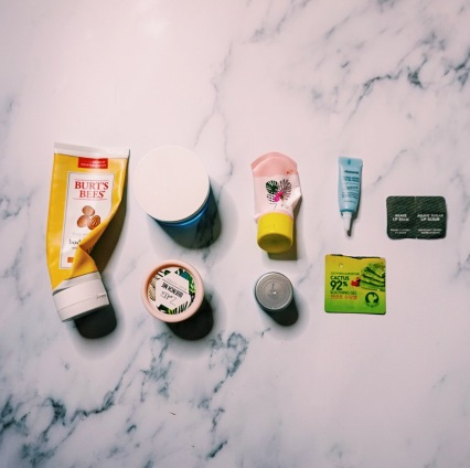 Fall 2018 Skin Care Empties