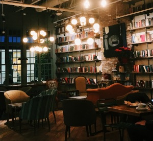 Coffee shops like Cafe Nero a favorite for blog writing & planning