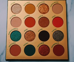 ColourPop x ILuvSarahii Through My Eyes Palette - First Impression Review