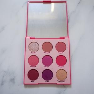ColourPop Ooh La La Eyeshadow Palette