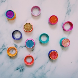 ColourPop Double Rainbow Eyeshadow Kit