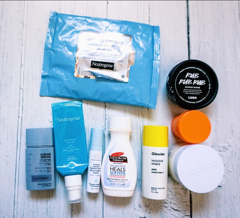2019 Winter Empties | Skincare Products I've Used Up