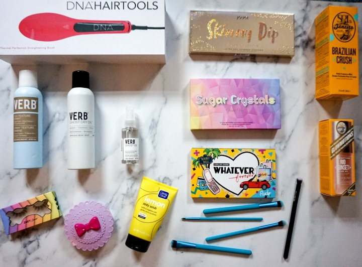 Beautycon NYC 2019 Haul | Beauty Purchases