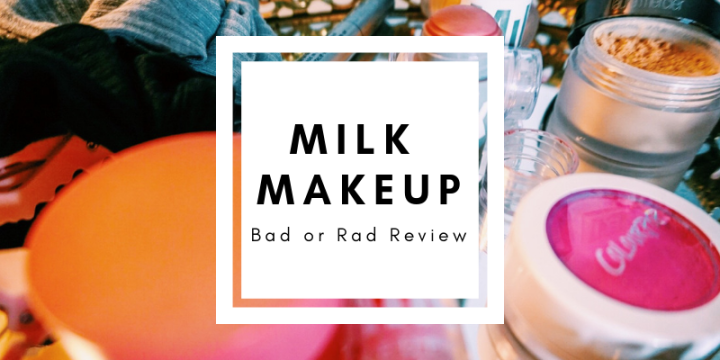 Milk Makeup Review