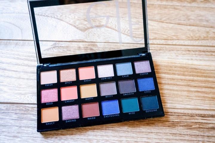 Mini Drugstore Haul   Elf Cosmetics Opposites Attract Eyeshadow Palette