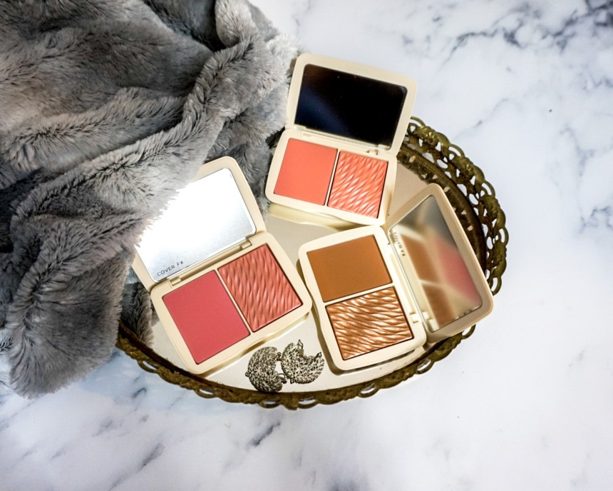Sephora VIB Sale Haul - April 2019 - Cover FX Monochromatic Blush & Bronzer Duos
