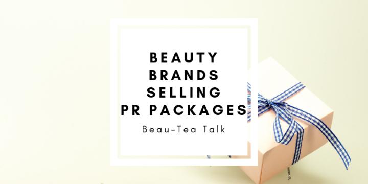 Beau-Tea Talk - Brands Selling PR Packages