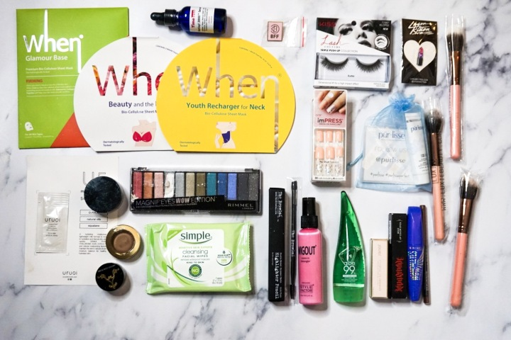 Beautycon NYC 2019 Beauty Box