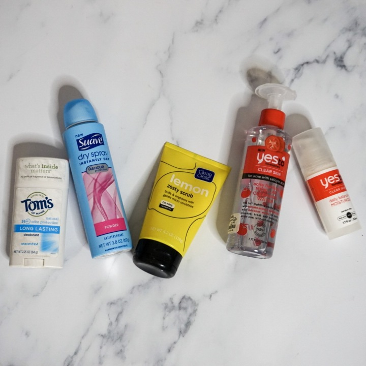 Massive Spring 2019 Beauty Declutter_Skincare