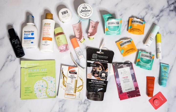 Makeup Minimalism | MASSIVE Spring Empties (Cosmetics, Skincare &Haircare)