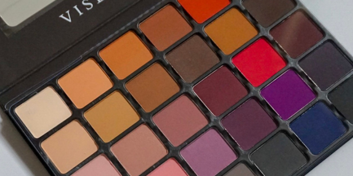 Bad or Rad | Viseart Grande Pro Volume I Eyeshadow Palette Review
