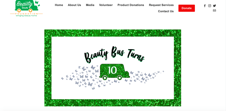Places to Re-Home and Donate Makeup :: Beauty Bus