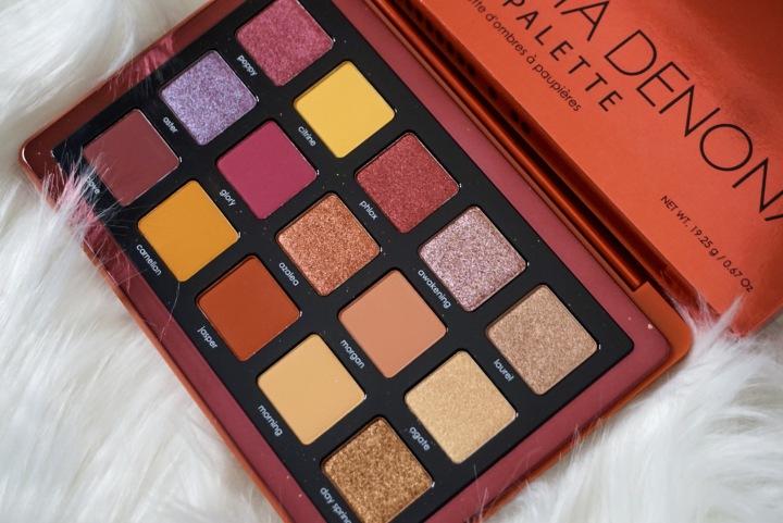 Yearlong Low-Buy Update #2 | Natasha Denona Sunrise Palette