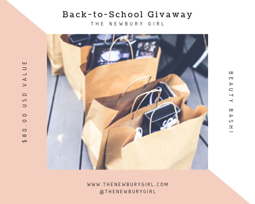 The Newbury Girl Back-to-School Giveaway
